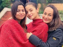 Alia Bhatt enjoys family time in Ooty
