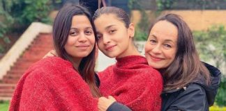 Alia Bhatt enjoys family time in Ooty