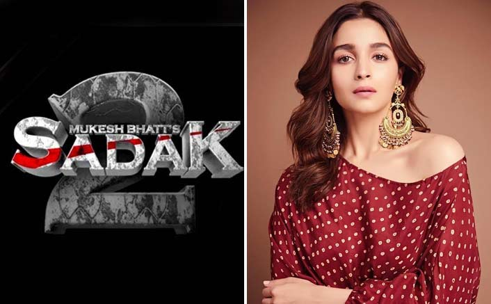 Alia Bhatt To Sing For Sadak 2, Lyrics Being Re-Written Under Mahesh Bhatt's Supervision
