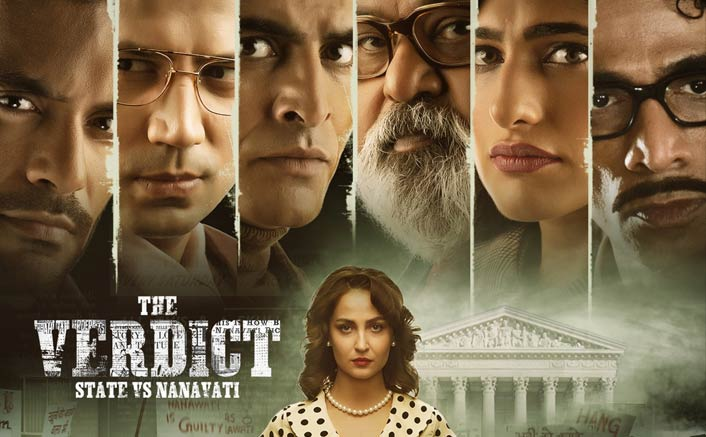 ALTBalaji's 'The Verdict - State Vs Nanavati' unveiled new posters earlier and the hype for the most awaited courtroom drama continues!