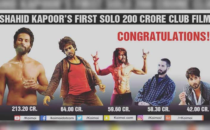 An OPEN LETTER To 200 Crore Star Shahid Kapoor: This Success May Be Surprising But Was Long Awaited