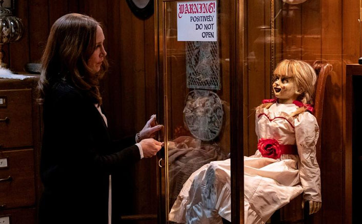Annabelle Comes Home Box Office Day 5: Juicing Up Till Spider-man Spoils Its Party!