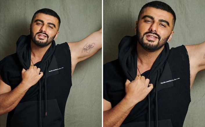 Arjun Kapoor 2nd tattoo confirms he's flying high