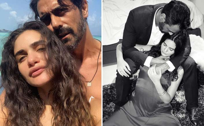 Arjun Rampal's First 'Hand In Hand' Photo With His Son Is All Kinds Of Cute!