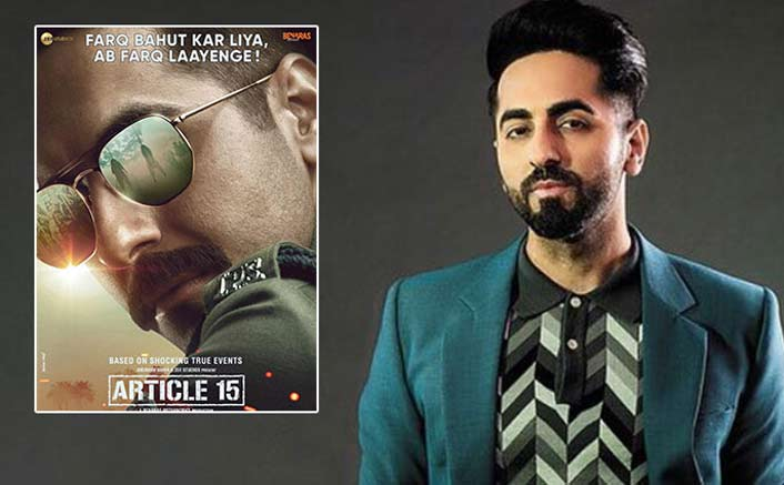 "Ayushmann Khurrana On Article 15's Success: ""Delighted With The Love & Appreciation"""