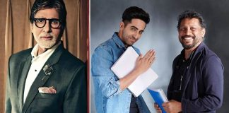 Ayushmann thrilled, anxious about his first shot with Big B