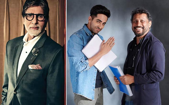 "Ayushmann Khurrana On Working With Amitabh Bachchan In Gulabo Sitabo: ""It's A Jackpot For Me"""