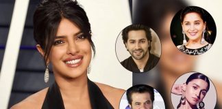 B-Town celebs wish 'Desi girl' Priyanka on her birthday
