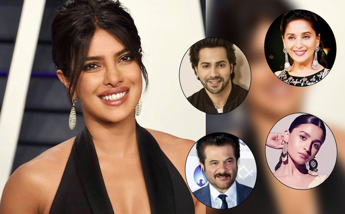 Happy Birthday Priyanka Chopra: From Alia Bhatt To Anil Kapoor – Celebs Wish Our 'Desi Girl'!