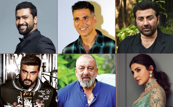 vKargil Vijay Diwas: Akshay Kumar, Vicky Kaushal, Anushka Sharma & Other Bollywood Stars Salute Brave Soldiers