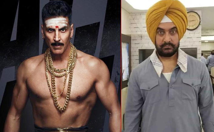 BREAKING: First Look Of Akshay Kumar's Bachchan Pandey OUT; To Clash With Aamir Khan's Lal Singh Chadha