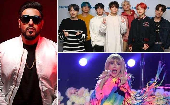 Badshah Beats Taylor Swift & BTS To Achieve This Special World Record For His Song 'Paagal'