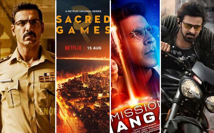 Batla House, Mission Mangal, Saaho Or Sacred Games – Which Is Your Pick This Independence Day?