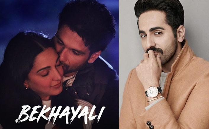 Kabir Singh Fever Grips Ayushmann Khurrana; Actor Sings Bekhayali While Working Out