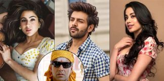 Bhool Bhulaiyaa 2: Sara Ali Khan OR Janhvi Kapoor; The Race Is On To Star Opposite Kartik Aaryan!