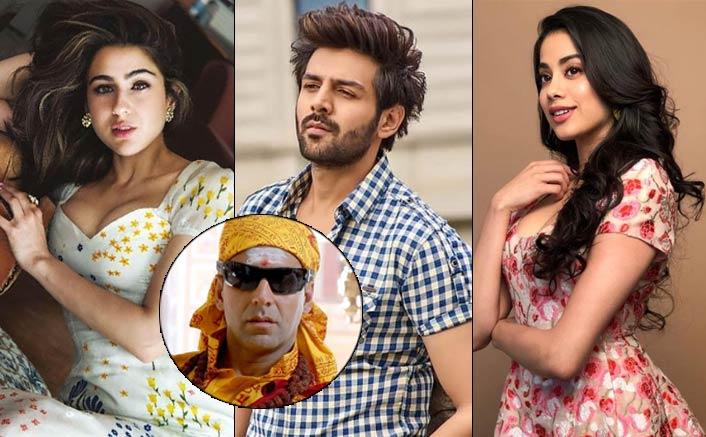 Bhool Bhulaiyaa 2: Sara Ali Khan OR Janhvi Kapoor; The Race Is On To Star Opposite Kartik Aaryan!