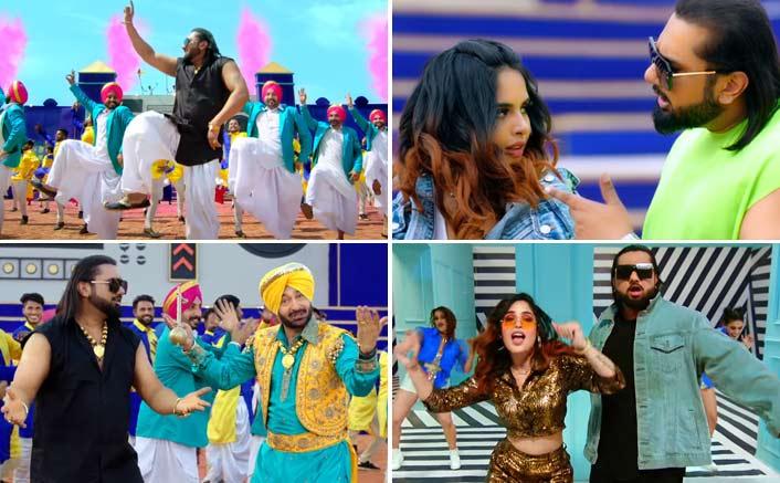 Bhushan Kumar produced Yo Yo Honey Singh's Gur Nalo Ishq Mitha is out now
