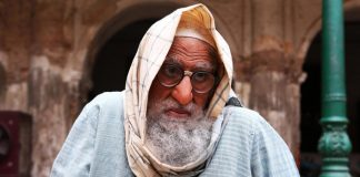 Big B has 'Withdrawal symptoms' as 'Gulabo Sitabo' shoot ends
