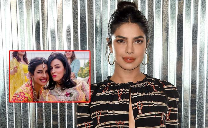Priyanka Chopra Was Poured In With Birthday Messages But It Was Mama Jonas' 'Desi' Wish That Grabbed Eyeballs!