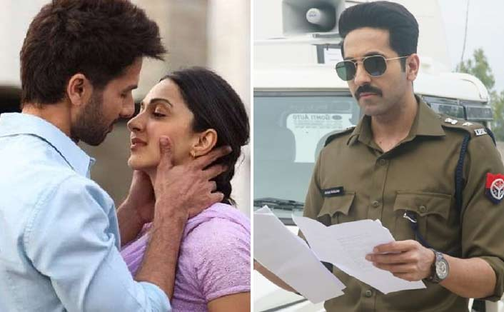 Box Office Updates: Kabir Singh Stays On To Be Fantastic, Article 15 Almost Doubles Up On Saturday