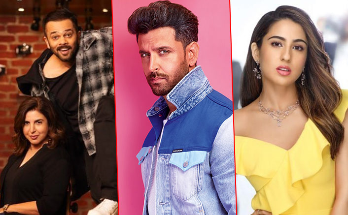 BREAKING: Hrithik Roshan Hints Being A Part Of Satte Pe Satta Remake; REFUSES Aanand L Rai's Next With Sara Ali Khan