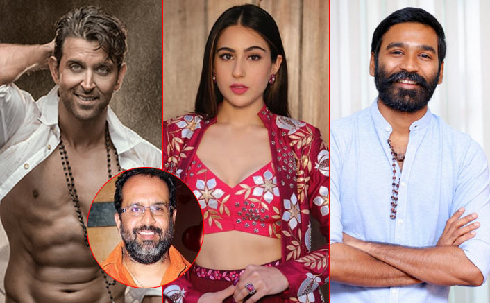 BREAKING: Hrithik Roshan & Sara Ali Khan In Aanand L Rai's Next Also Starring Dhanush