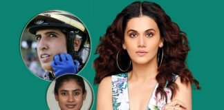 BREAKING: Not Mithali Raj, But Taapsee Pannu To Be A Part Of Horse Jockey Rupa Singh's Biopic?
