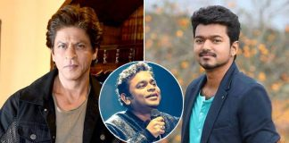 BREAKING: Shah Rukh Khan To Groove With Tamil Superstar Vijay On An AR Rahman Tune?