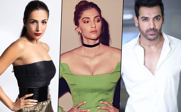 Sonam Kapoor, Malaika Arora, John Abraham & Other Celebs Urge Against Barbaric Attack On A Stray Dog