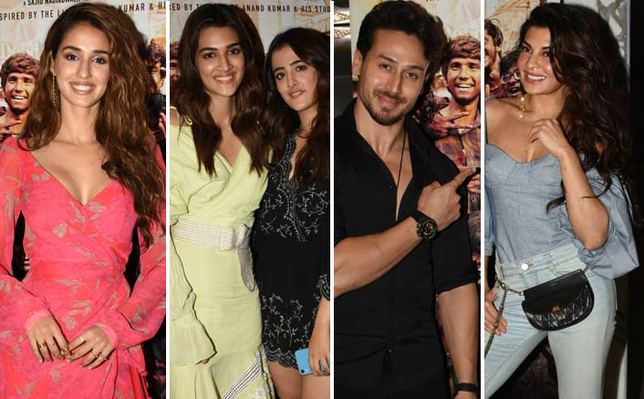 Super 30: Jacqueline Fernandez, Tiger Shroff, Disha Patani & Other Celebs Moved By Hrithik Roshan's Act!