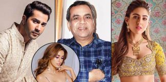 Coolie No. 1 Remake: Paresh Rawal Joins The Fun With Varun Dhawan-Sara Ali Khan! Disha Patani To Come On-Board?