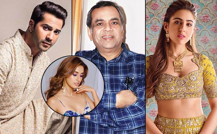 Coolie No. 1: This New Member To The Varun Dhawan-Sara Ali Khan Starrer Is Sure To Make It A Laugh Riot; Disha Patani May Be In Too!