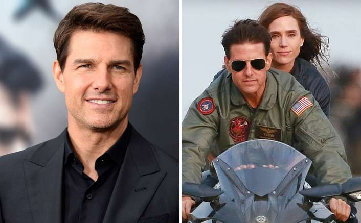 Cruise brings back retired fighter jet in 'Top Gun'