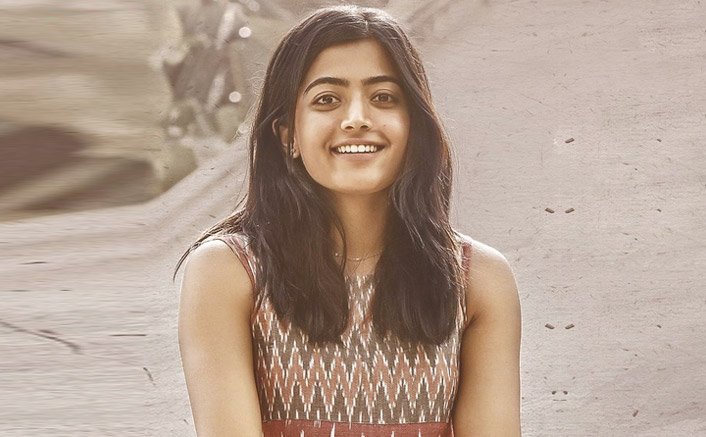 Rashmika Mandanna's Die Hard Fan Fights With Her Mom To Watch Dear Comrade; She Ends Up Crying!