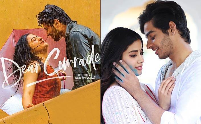Dear Comrade Remake: Karan Johar To Bring Back Dhadak Couple Ishaan Khatter-Janhvi Kapoor?