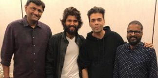 Dear Comrade: When Vijay Deverakonda Slept On Karan Johar's Couch In His Office