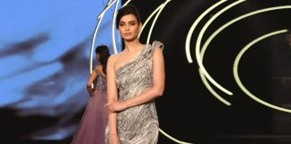 Diana Penty shines on ramp at ICW 2019