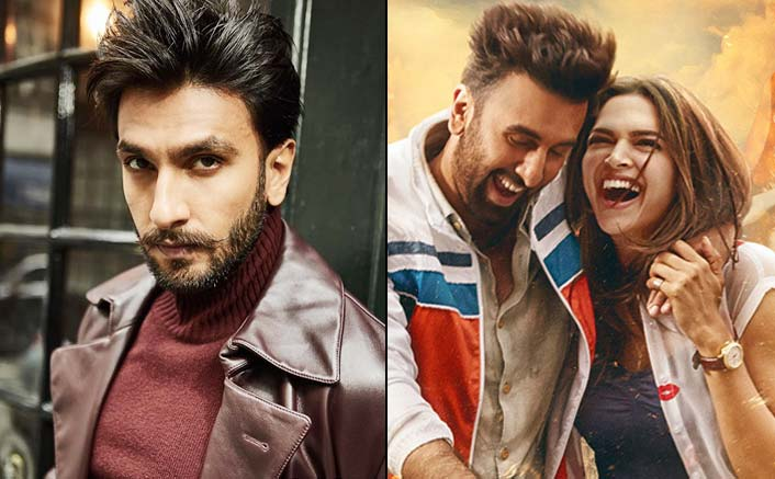 Ranveer Singh Did Visit Deepika Padukone While She Was Shooting For Tamasha Alongside Ranbir Kapoor; PROOF Inside