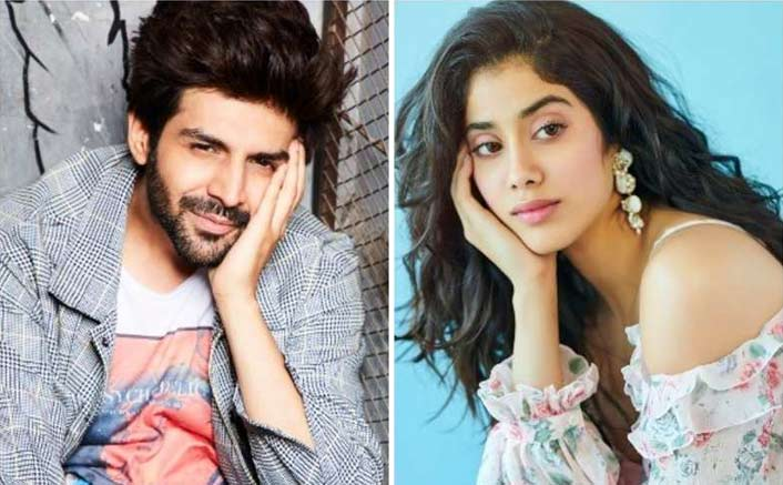 Dostana 2 Starring Kartik Aaryan & Janhvi Kapoor To Go On Floors By October 2019!