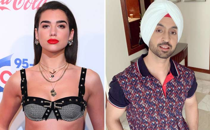 Dua Lipa is Diljit Dosanjh's latest crush
