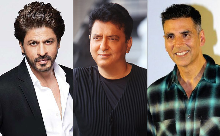 BREAKING: Not Akshay Kumar, But Shah Rukh Khan In Sajid Nadiadwala's Land Of Lungi?