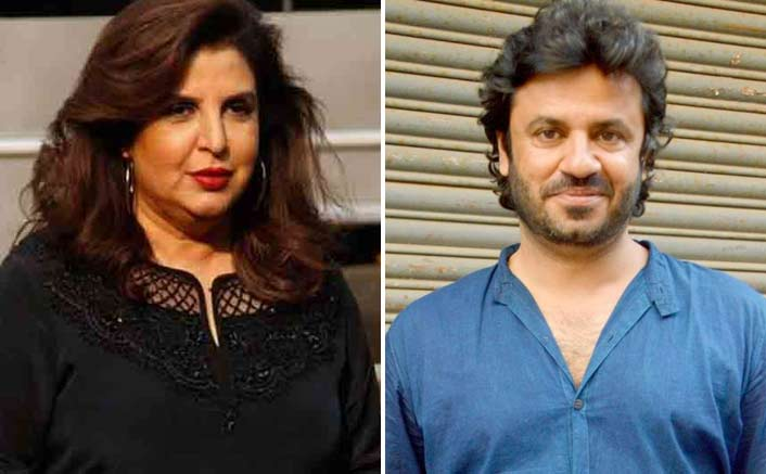 Farah angers social media for lunch with Vikas Bahl