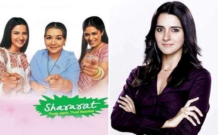 Fortunate that I played Jiya from 'Shararat' : Shruti