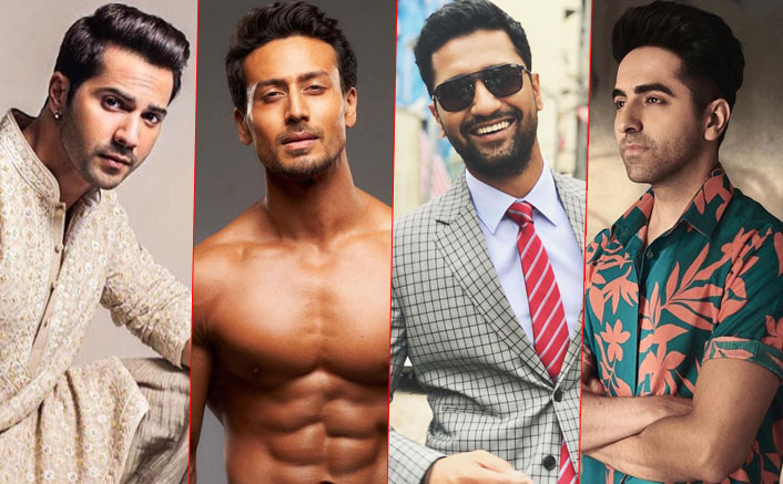 From Varun Dhawan, Tiger Shroff To Ayushmann Khurrana, Vicky Kaushal; The Young Stars & Their Exciting Line Up