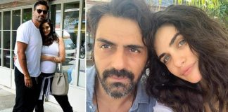 Good News! Arjun Rampal & His Girlfriend Gabriella Demetrades Are Blessed With A Baby Boy