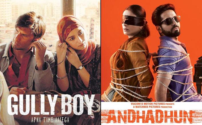 Ranveer Singh's Gully Boy & Ayushmann Khurrana's Andhadhun Shine Bright The Indian Film Festival Of Melbourne