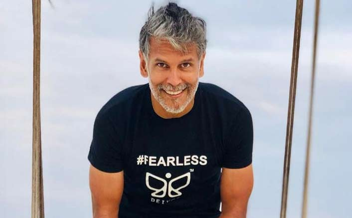 Fitness Freak Milind Soman Isn't A Huge Fan Of Gym! Here's Why