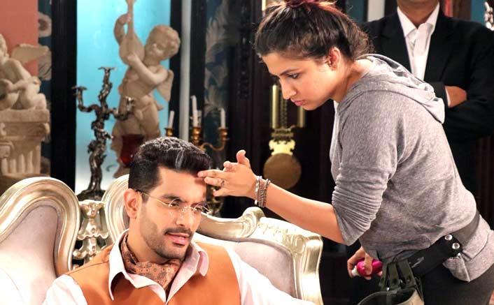 Here's how Angad transformed into Karl Khandalavala