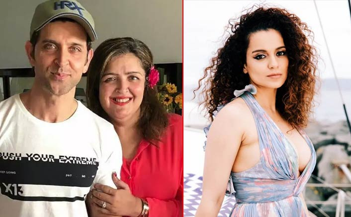 "Roshan Family's Close Friend On Hrithik Roshan-Sunaina Roshan-Kangana Ranaut Row: ""This Was Clearly A Set-Up"""