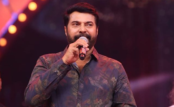 """Mammootty On Being Competitive As An Actor: """"If You Compete With Others, You Mime Them"""""""